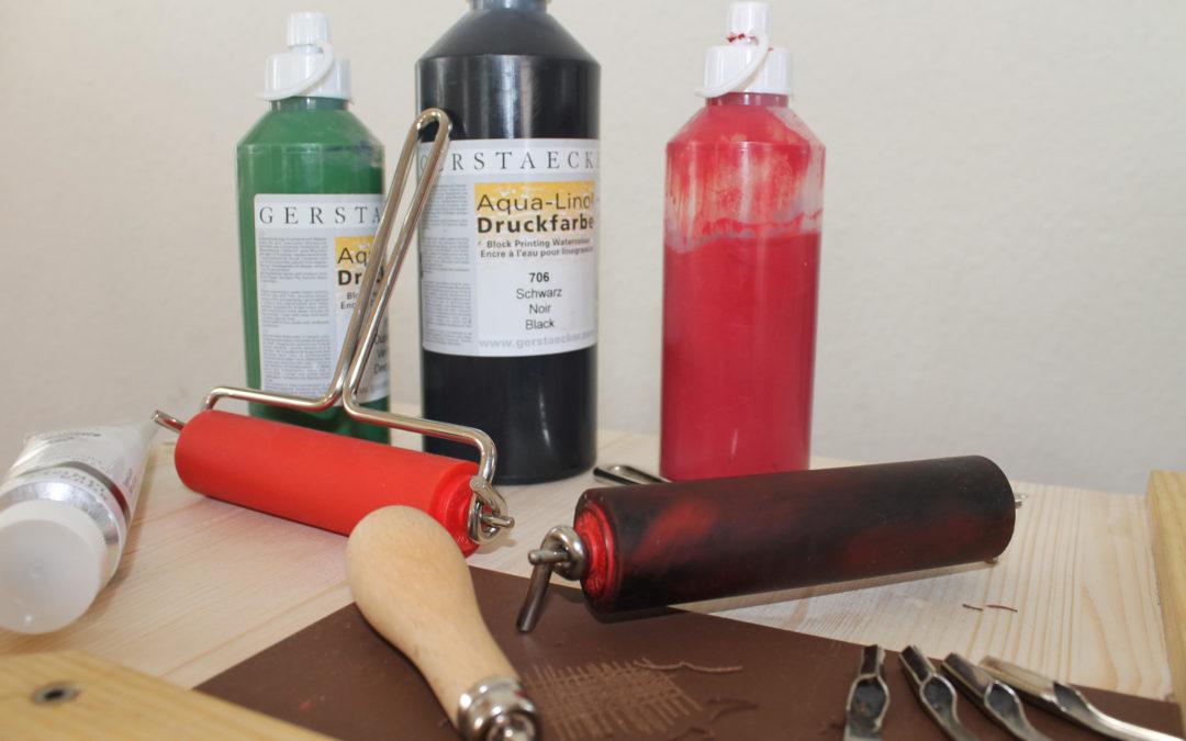 Dinge die deine Kalligrafie bereichern . . . Teil 1